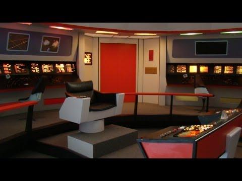Building A Starship: The Bridge