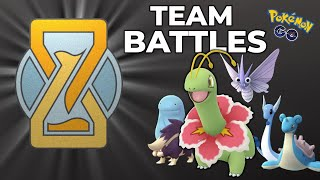 TIMELESS CUP BATTLES with MEGANIUM | POKEMON GO PVP