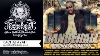 Dj Drez (Kachafayah Sound) - Dancehall Madness Vol.9
