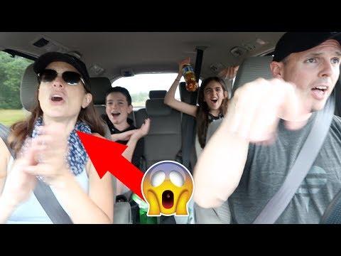 HER LONGEST 'YEAH BOY' EVER!! - Road Trip Craziness