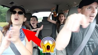 "HER LONGEST ""YEAH BOY"" EVER!! - Road Trip Craziness"