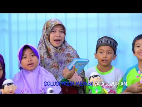 Al Qolam Theme Song - Hafiz Doll, Animal Series, Mushaf Maqamat For Kids