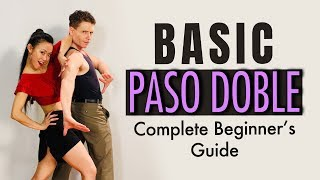Basic Paso Doble TOP TEN STEPS & ROUTINE