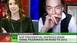 Cockburn: Israel defines US politics