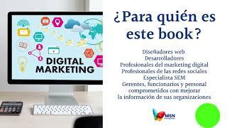 Marketing Digital, Curso Capacitación en Book