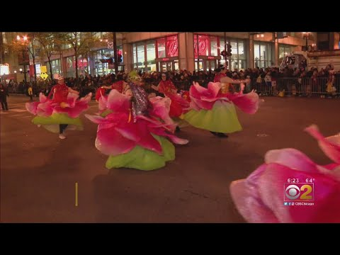 2019 Chicago Halloween Parade Celebrates The 'Artist's Holiday'