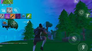 Fortnite Mobile Gameplay | iPad 9.7inch/ iPad 6th Generation | 14 Kill Win (#2)