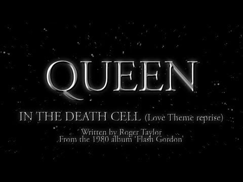 Queen - In The Death Cell (Love Theme Reprise) (Official Montage Video)