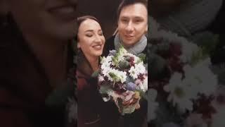 Ольга Бузова и Тимур Батрутдинов нечаянно встретились опять))