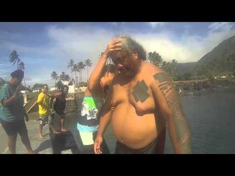 Kalaupapa Molokai HP14 GoPro