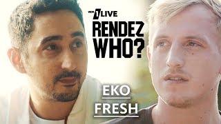 "Eko Fresh: ""Gegen Rechts, was soll man da falsch machen?"" | 1LIVE RendezWho? mit Hubertus Koch"