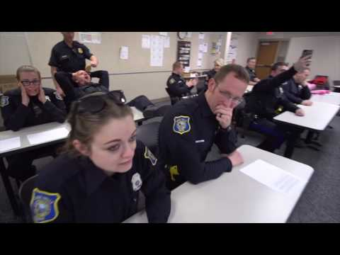 2016-12-01 - Sioux Falls Police Department  Mannequin Challenge