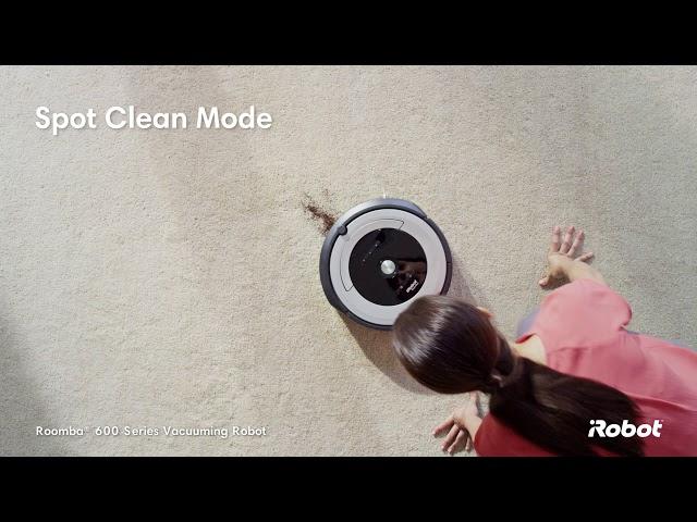 Roomba 690 Robotic Vacuum Cleaner