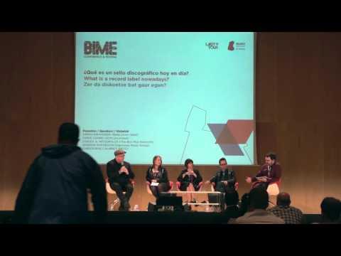 ¿Qué es un sello discográfico hoy en día? :: BIME PRO 2015