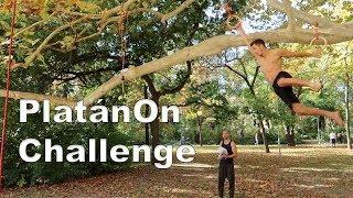 PlatánON Challenge  |  Ninjaképző akadálypálya