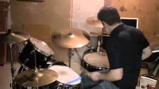 MARC - saves the day - hot times in delaware drum cover