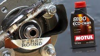 Motul 8100 Eco-clean C2 5W30 Jak skutecznie olej chroni silnik?