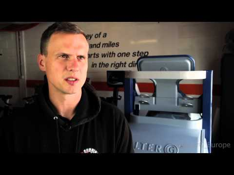 AlterG Anti-Gravity Treadmill - Stroke Patient Recovery Testimonial