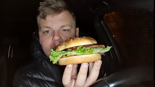 Double Steakhouse Beef bei MCDONALDS? - schmeckt er?   Meine Meinung