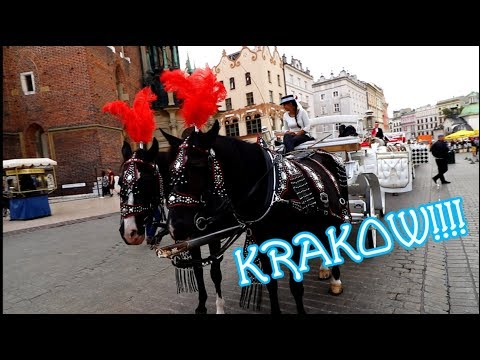#764 What is KRAKOW POLAND Really Like? - Jordan The Lion Travel Vlog (9/9/18)