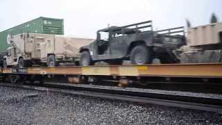 Stacker meets the Strykers
