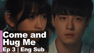The Girl and Boy Face a Serial Killer [Come and Hug Me Ep 2]