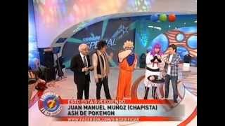 Peligro Sin Codificar - Personajes de Anime 04/07/2013