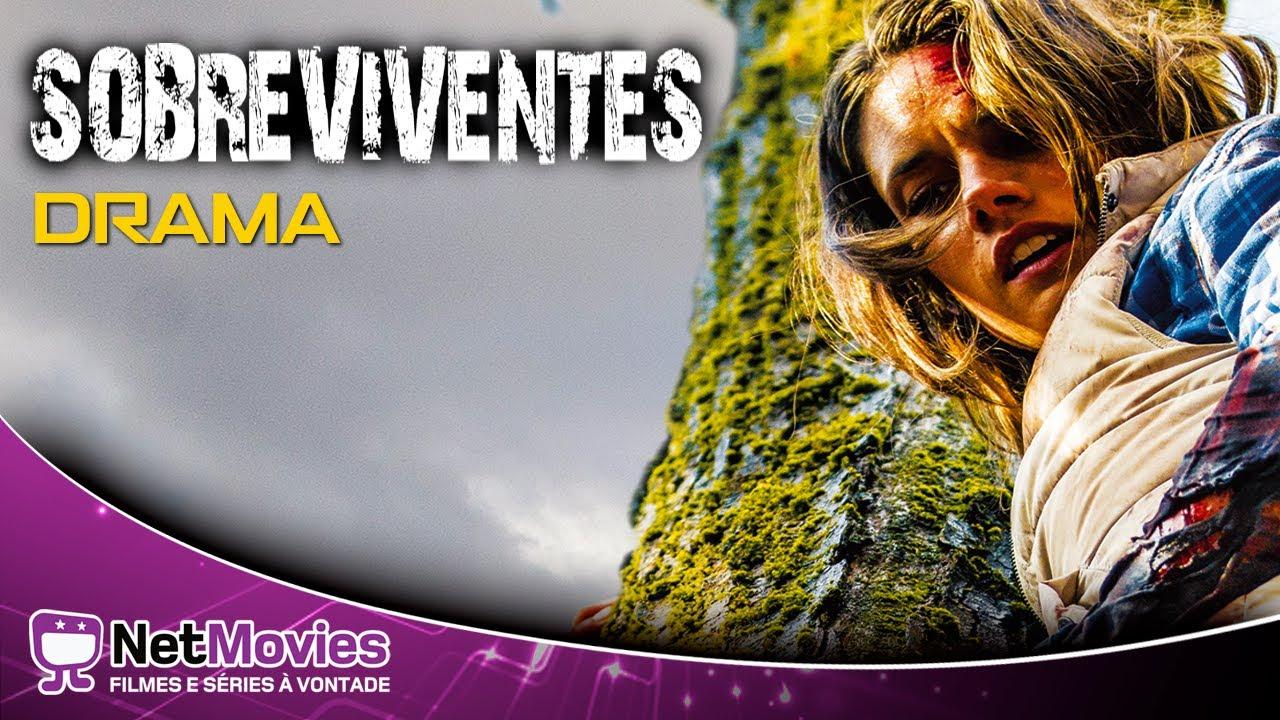 Sobreviventes - Filme Completo Dublado - Filme de Drama   Netmovies