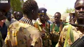 BBC News   South Sudan rivals sign ceasefire agreement