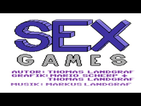 Sex Games (C64/1985) - Gang Bang Gameplay | Full 53cm | WQHD+ | XXX | L thumbnail