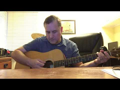 Video of Taylor 110 guitar