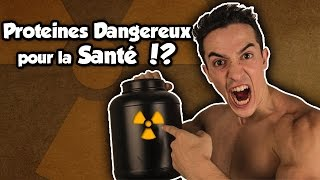 TROP DE PROTEINES DANGEREUX POUR LES REINS ?!