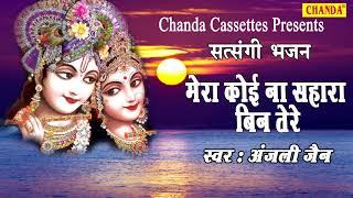 सत्संगी भजन : मेरा कोई न सहारा बिन तेरे    Anjali Jain    Most Popular Satsangi Nirgun Bhajan