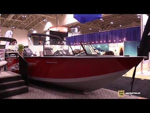 2015 Starcraft Fishmaster 210 Fishing Boat - Walkaround - 2015 Toronto Boat Show
