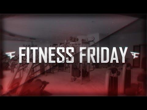Fitness Fridays #5 - Mental Preparation & GIVEAWAY UPDATE