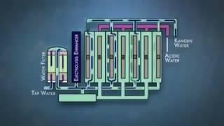 How kangen water machine works