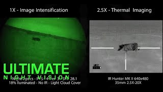 PVS-14 vs Thermal Weapon Sight for Hog Hunting