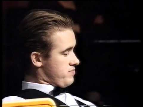 Hendry v Williams 1998 Masters final last frame part 2/2