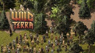 [LIVE] WILD TERRA ONLINE   CONHECENDO O GAME!   GAMEPLAY PT-BR 1080P TWITCH.TV/ZNIKOLAIC :P