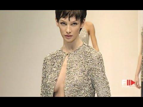 GENNY Fall 1994/1995 Paris - Fashion Channel