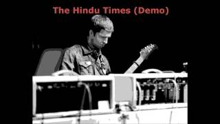 Oasis - The Hindu TImes (Demo)