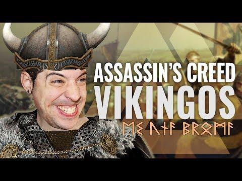 Assassin's Creed Vikingos | El próximo juego de la saga XD thumbnail