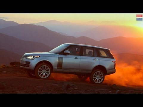 2013 Land Rover Range Rover Autobiography - First Drive Review - CAR and DRIVER