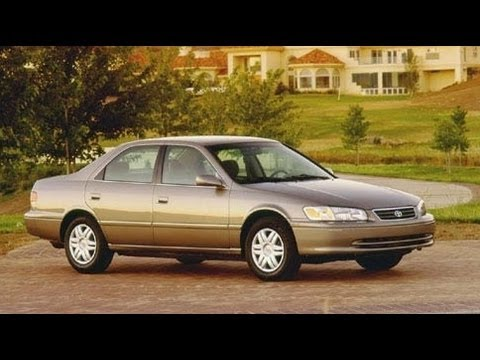 2000 toyota camry le start up and review 2 2 l 4 cylinder. Black Bedroom Furniture Sets. Home Design Ideas