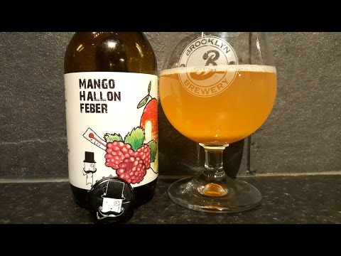 Brewski Mango Hallon Feber By Brewski Bryggeri | Swedish Craft Beer Review