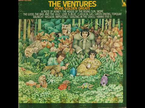 Love is blue--The Ventures