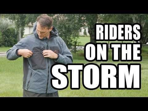Grundens Storm Rider Rain Gear Review