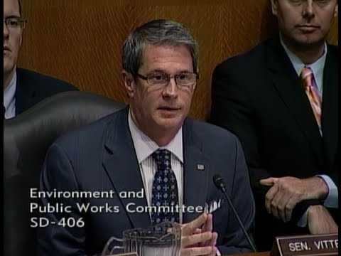 Vitter Questions Avi Garbow, Nominee for EPA General Counsel, at EPW Committee Hearing