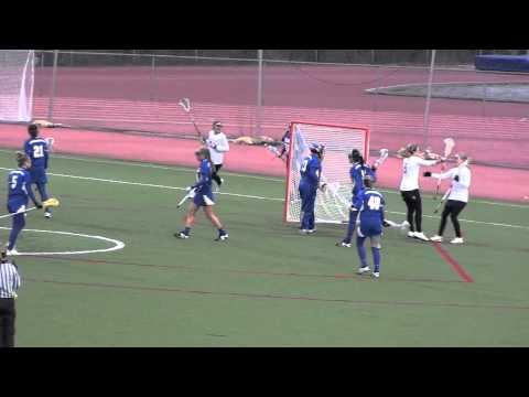 UMBC Women's Lacrosse vs Delaware Highlights - 3-9-11 ...