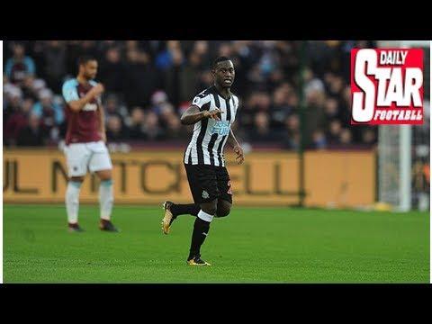 Newcastle outcast Henri Saivet in talks over Montpellier loan